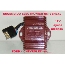 Encendido Electrónico Univers. Ayuda Platinos Ford Chevrolet