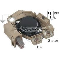 Regulador Voltaje Vw Gol/golf/fox/polo Tipo Valeo Nosso