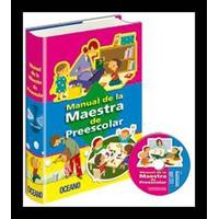 Manual De La Maestra Preescolar Oceano Con Cd