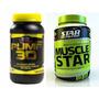 Pre + Post - Pump3d + Musclestar - Star Nutrition