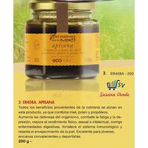 Apisana Base De Jalea Real,polen Y Miel Envio Gratis Caba Ve