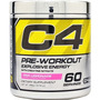 C4 Extreme 60 Servs Cellucor - Iron Muscle