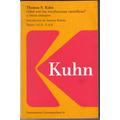 ¿que Son Las Revoluciones Cientificas? Thomas S. Kuhn