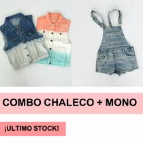 Imperdible Combo Chaleco +enterito !!!!