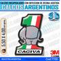 Calcomanias 3d Con Relieve, Resina Importada Cagiva