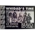 Bravo Con Cae - Show En Whidad 1990 - Invitacion Especial
