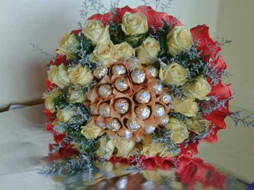 Entrega S/c Capital!!ramos Rosas,bombones,flores.todo El Año