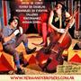 Hnos. Broders Circo Animaciones Show:15-5528-5705; 5231-3156