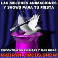 Animacion Infantil Payasos Malabarismo Magia Mago Juegos