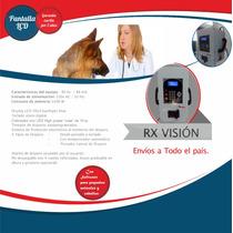 Equipo De Rx Veterinario Con Software