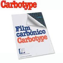 Carbonico Carbotype Azul O Negro X 50 Unidades X 2 Cajas
