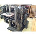 Impresora Troqueladora Tipográfica Audax Automática