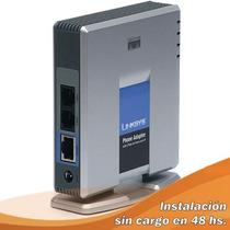 Central Telefónica Bienvenida+ivr C/menú+1 Línea+2 Internos