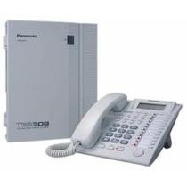 Central Panasonic Kx Teb 308 - 3 Lineas 8 Internos