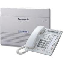 Central Panasonic Kx Tes 824 - 3 Lineas 8 Internos Ampliable