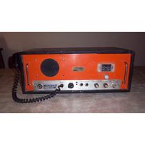 Equipo De Radio Antiguo Blu 2 Canales Valvular