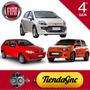 Fiat Uno Punto Fire Cordoba Eq Gnc 4ta Gen + Tubo 10m3 40lts