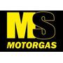 Motorgas Ms Equipo 5ª Generación Con Tubo De 40 Lts