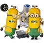 Equipo De Gnc Gas Nuevo 5ta Vw Vento Vw Bora Ultraliviano