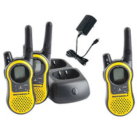 Trio De Handy Motorola Mh230 37 Km 22can Vox Usb - 3 Handies