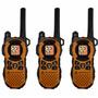 Trio De Handy Motorola Mt350r 56 Km 22 Can + Regalo