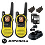 Handies Motorola Mh 230r 36 Km / 23 Millas Base Recargable
