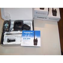 Handie Baofeng Uv-b6 Nuevo Modelo Vhf - Uhf