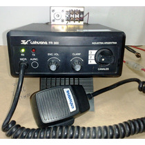 Equipo Cahuane Blu Hf Fr 300 Impecable