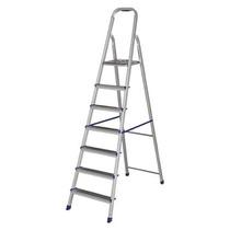 Escalera De Aluminio 7 Escalones Mor Ideahogar