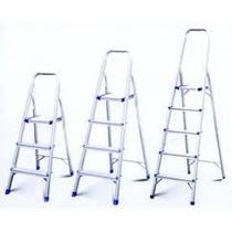 Escalera De Aluminio 4 Escalones Oferta Liquidacioon!!!