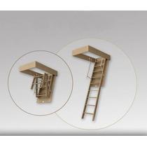 Escaleras Rebatibles Para Altillos Madera Ferretería Pompeya