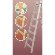 Escalera Pintor Saligna Alpina 8 Esc Con Varillas Roscadas