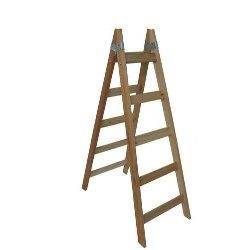 Escaleras de madera tipo pintor 4 a 9 escalones for Escaleras de madera para pintor precios