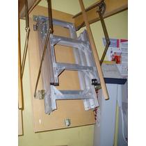 Escaleras Rebatibles Para Altillos En Aluminio