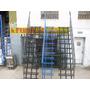 Escalera Recta Extra Super Reforzada Rejilla¨ 80 Cm