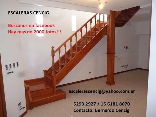 Escaleras de madera escaleras interiores revestimientos - Disenos de escaleras de madera para interiores ...