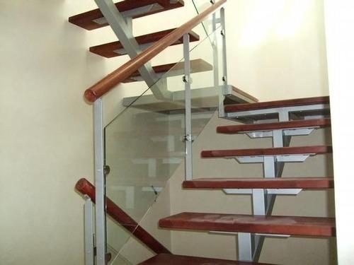 Fotos de Escaleras de Madera y Hierro Escaleras Hierro c/ Madera