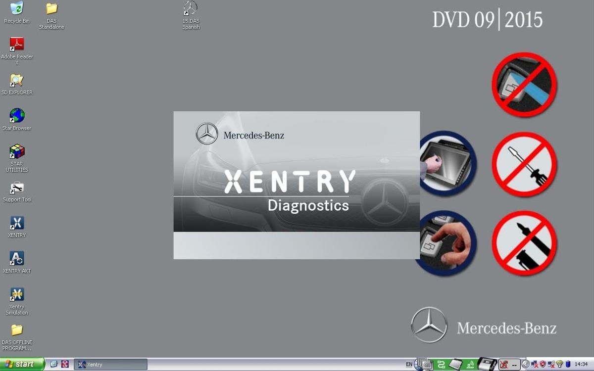 Mercedes Benz DAS Xentry keygen Filesonic