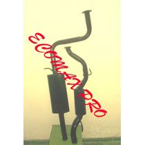 Equipo Fiat Palio / Siena ( Cambia Largo Cola) 2 Cámaras