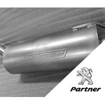 Peugeot Partner Cañossilen - Equipo Completo