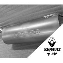 Renault Fuego Cañossilen - Equipo Completo