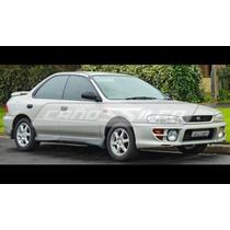 Subaru Impreza Aspirado - Cañossilen - Equipo Completo