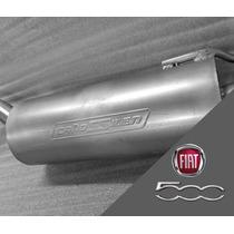 Fiat 500 Cañossilen 1/2 Equipo