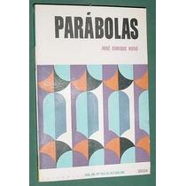 Libro Escolar Kapeluz Parabolas Jose Enrique Rodo
