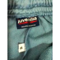 Pantalon Deportivo Gris De Friza Talle 16 Y 14
