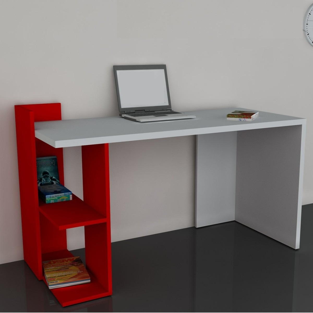 Muebles para computadora modernos imagui for Escritorios homecenter