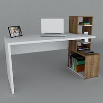 Escritorio Melamina - Moderno - Oficina - Biblioteca -