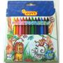 Crayones Jovi Plastipinturitas X 12 Unidades No Toxico