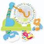Juego De Pesca Kidsmart Didactico Para El Baño 24m+