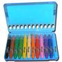 Crayones Maped Acuarelables Smoothy X 12 Unidades Caja Rígid